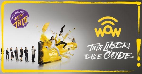 C'è un portafoglio digitale nato per fare pagamenti rapidi e sicuri. Si chiama WoW e io ce l'ho :D #WoWCheBanca #ad