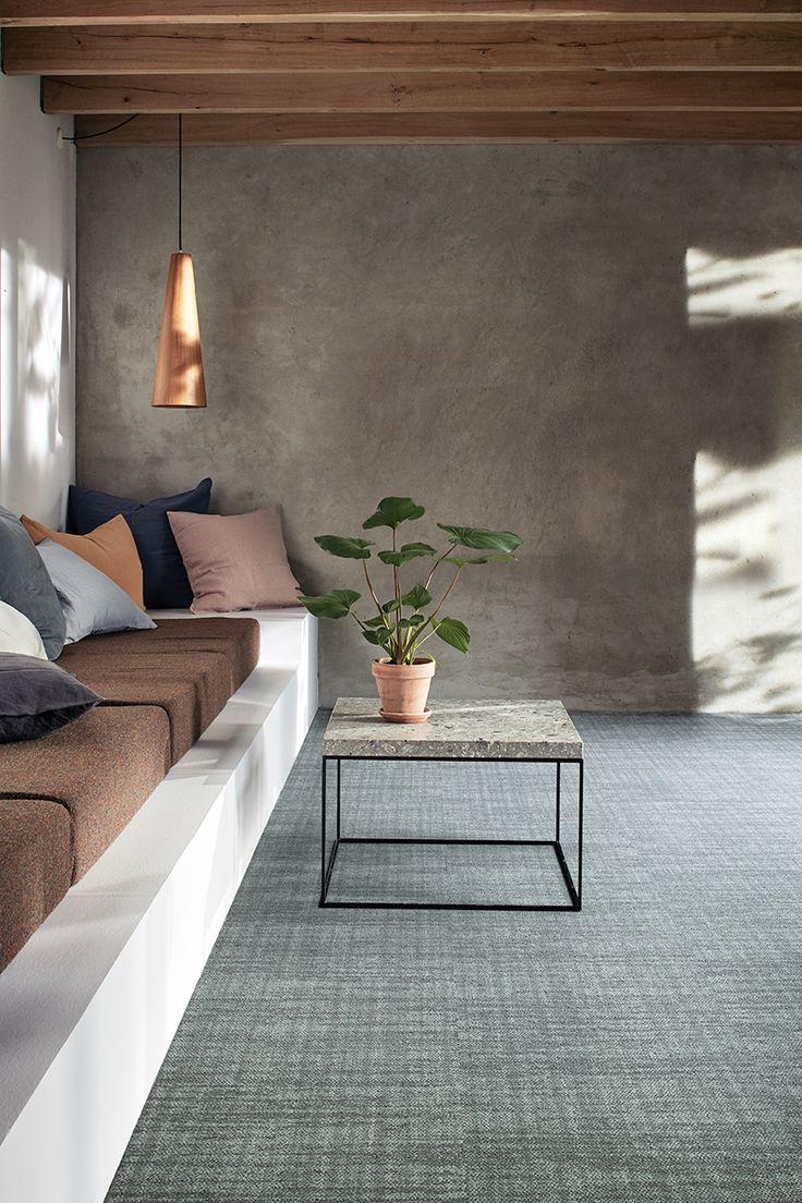 Contemplation colour Rustic, Carpet tiles, Interface