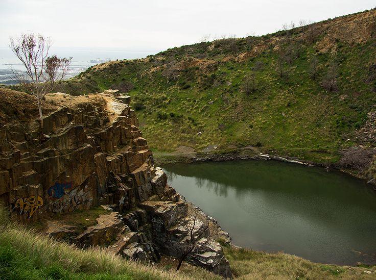 Vredehoek Quarry Cape Town