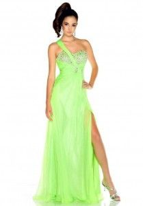 neon homecoming dresses