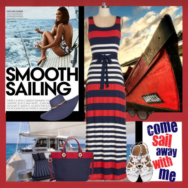 == Nautical Style == ongoing contest @ Polyvore (7days)