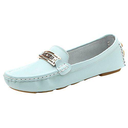Bass Shoes Women S Platform Flat Moccasin  S