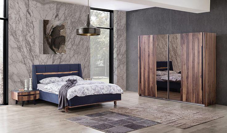 inegöl mobilya Hermes Plus Yatak Odası Takımı
