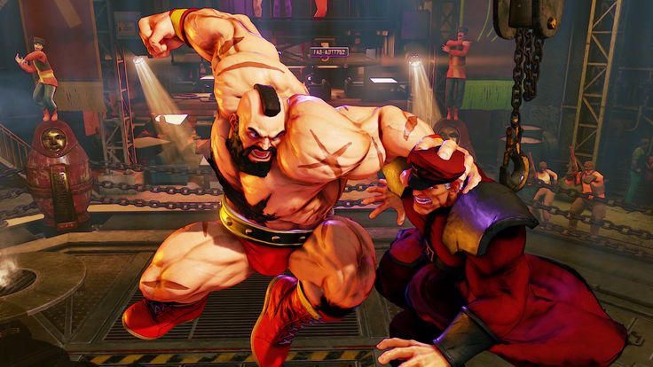STREET FIGHTER V Going Free To Play On PC For Awhile — GameTyrant