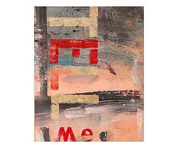 Dipinto su tela Tell me della serie Notifiche - 80x70 cm