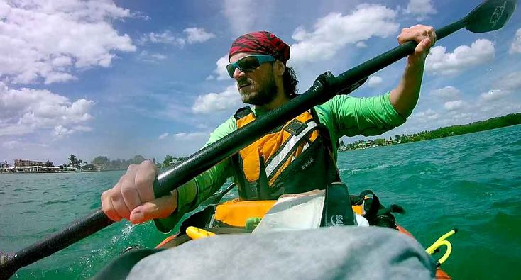 Our editor paddled for 300 nautical miles across a subtropical swath in an unsupported race with manatees, mangroves, and sleepless nights in a kayak seat.