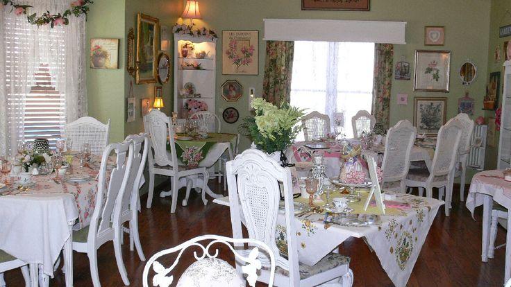 English Tea Room Broomfield Co