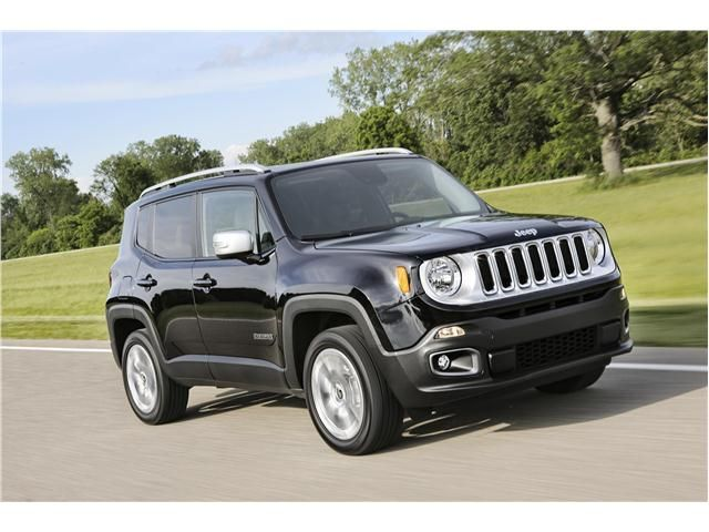 The Jeep Renegade Is Ranked 6 In Subcompact Suvs By U S News