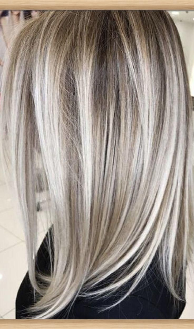Bester Beweis Chefkoch Blonde Hair With Highlights Baylage