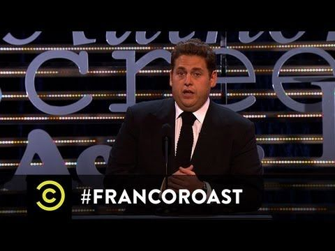 Comedy Central: Roast of James Franco - Jonah Hill Respects Bill Hader