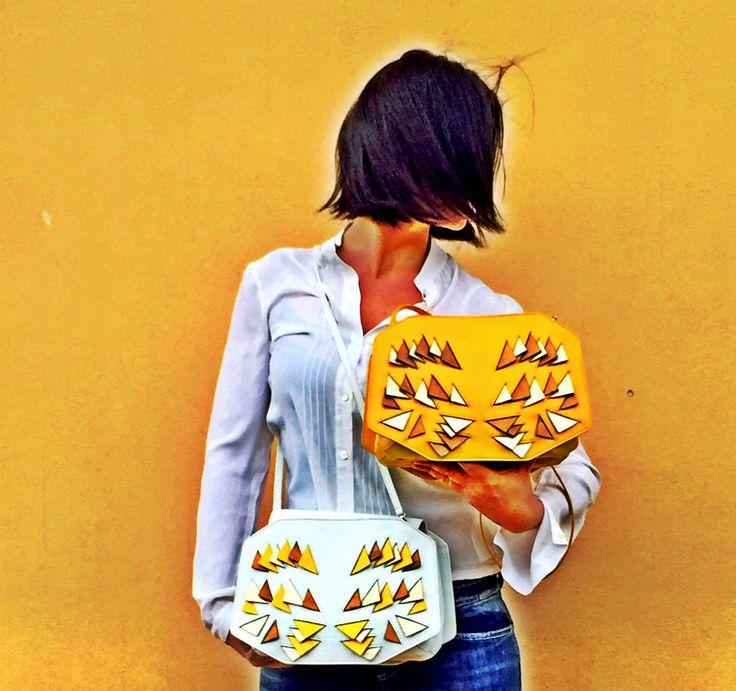 Origami Bag : Hotaru , lucciola
