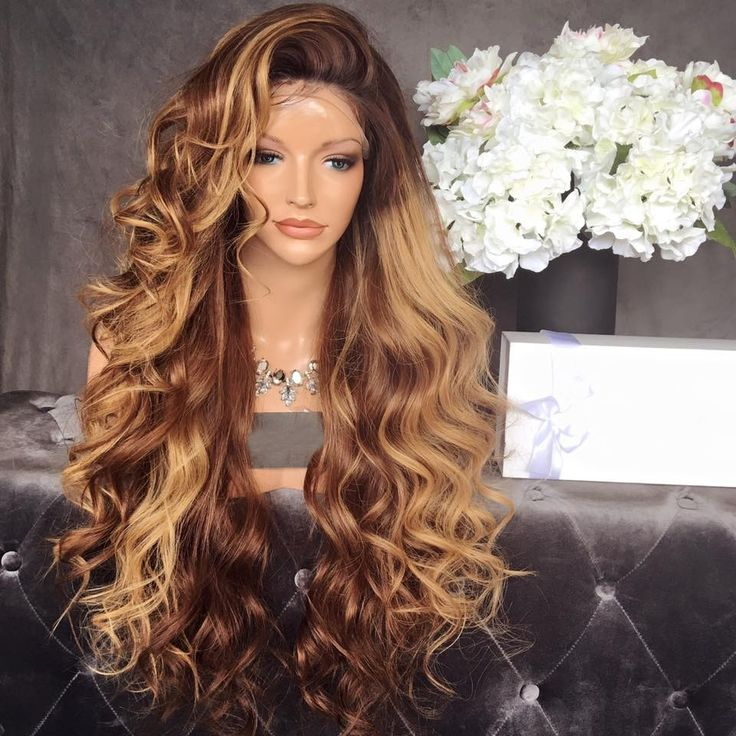 Angie perruque Lace wig sans colle