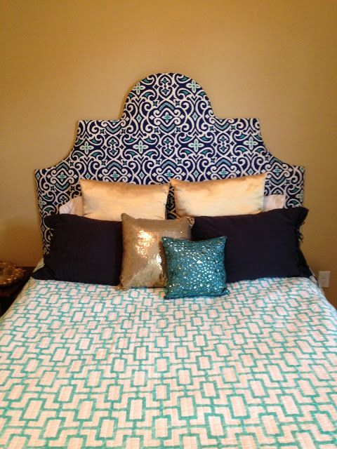 DIY Headboard: Part 2 | Lady Ford's Blog About Everything!