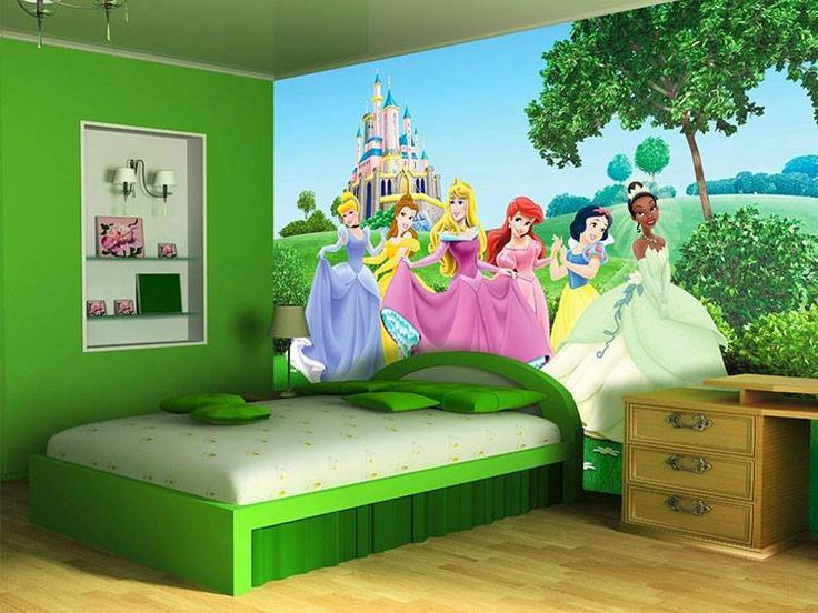 Elegant Disney Princess Wallpaper Mural By WallandMore! All Our Products Are  Eco Friendly And Non Toxic. Part 28