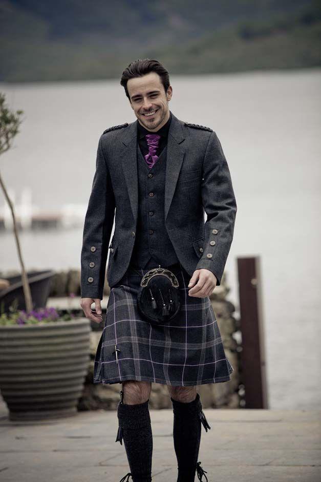 шотландия мужчины фото замок