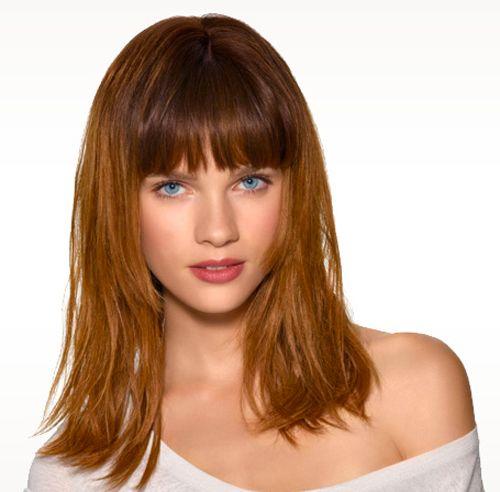 taglio capelli frangetta - Cerca con Google