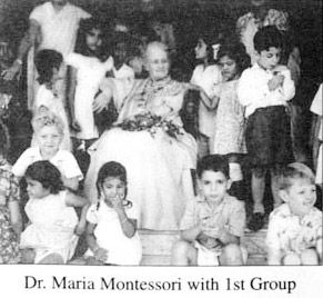 Life of Dr. Montessori