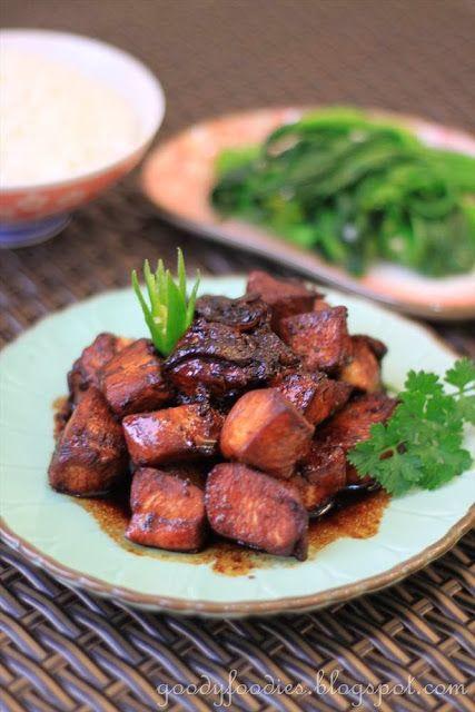 Eat Your Heart Out: Recipe: Caramel Chicken (Bill Granger)