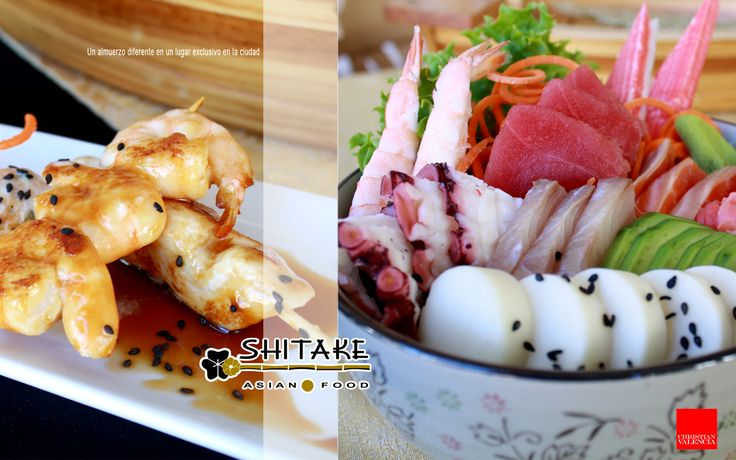 Shitake Asian Food en Viña del Mar !!!  I LOVE SHITAKE !!