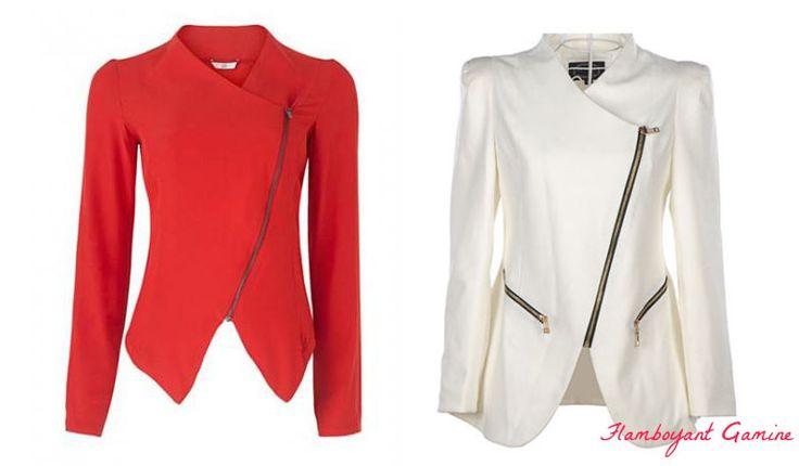 Jackets for Flamboyant Gamine (KIbbe). Typ urody Flamboyant Gamine – ekstrawagantka