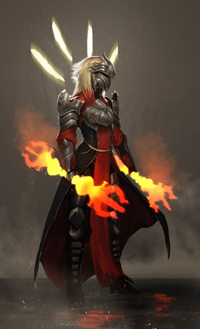 Knight Of Wands As Advice: The Red Knight Faction In 2019