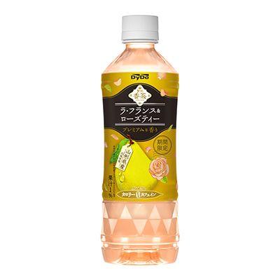 贅沢香茶 <ラ・フランス&ローズティー プレミアムな香り> - 食@新製品 - 『新製品』から食の今と明日を見る!