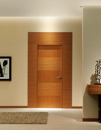 diseño de puertas de madera modernas - Buscar con Google