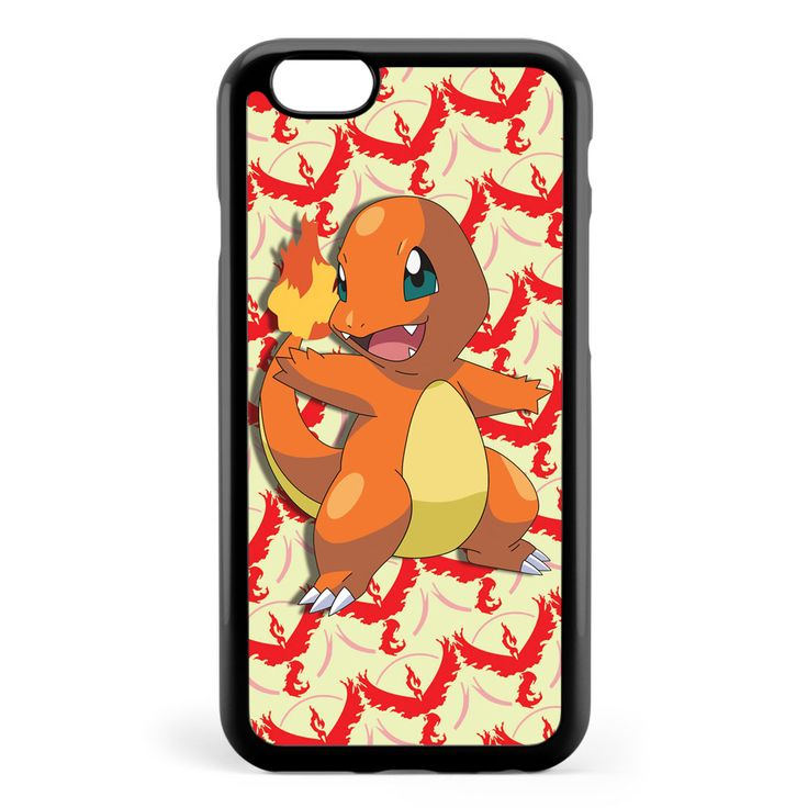 Charmander Team Valor Apple iPhone 6 / iPhone 6s Case Cover ISVF622