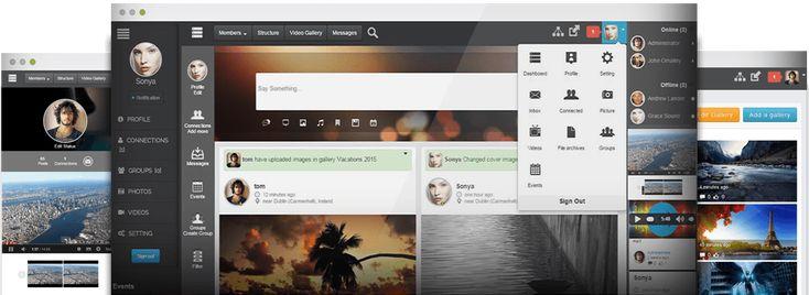 Social Media Reviews | Reviews Joomla Module | Dashbite