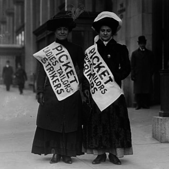 shirtwaist strike essay Revealing division: the philadelphia shirtwaist strike, the jewish community, and republican machine politics, 1909-1910 julianne kornacki (bio) i personally will fight in this strike until after the last morsel of bread that i can buy will pass my lips.