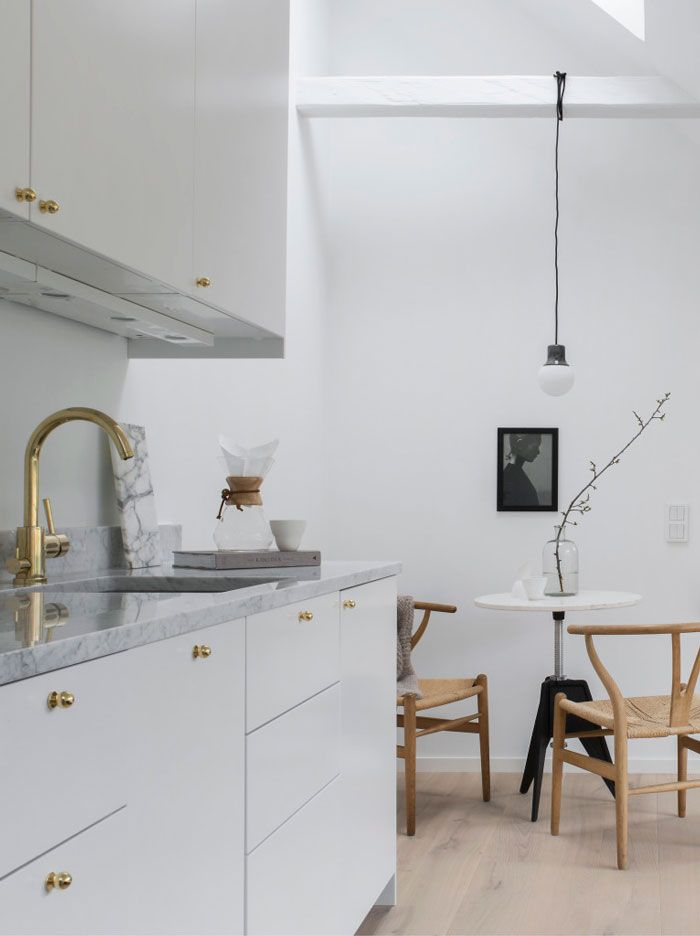 Inspiring Small Loft Styled by Pella Hedeby - NordicDesign
