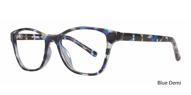 1a0f2db785 Blue Demi Affordable Designs Diva Eyeglasses