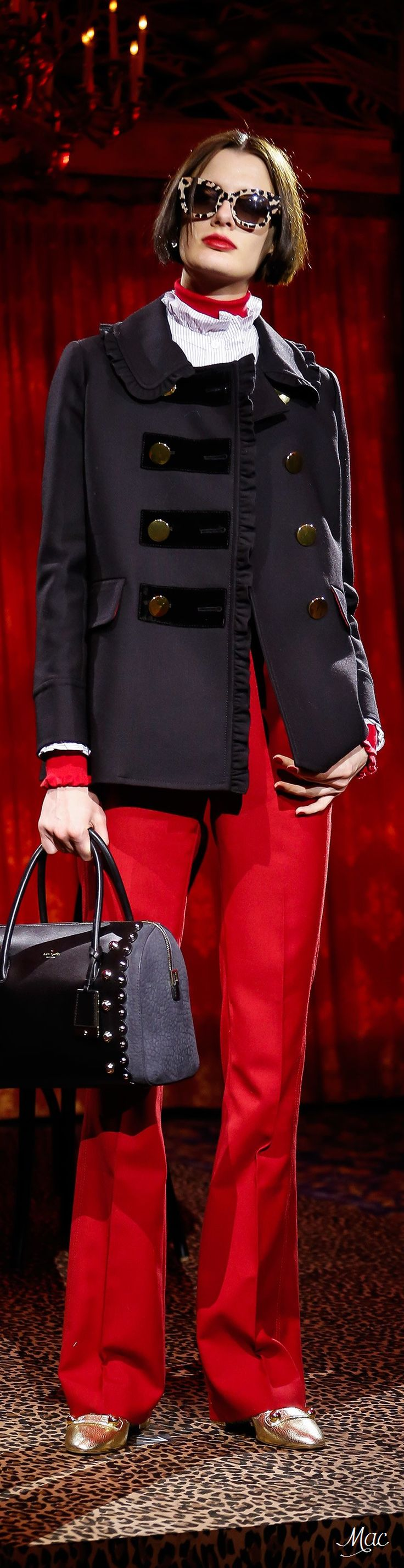 Kate Spade New York Fall 2017 RTW