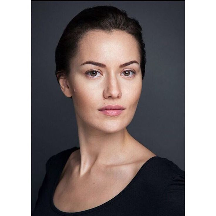 Fahriye Evcen, Circassian-Turkish actress