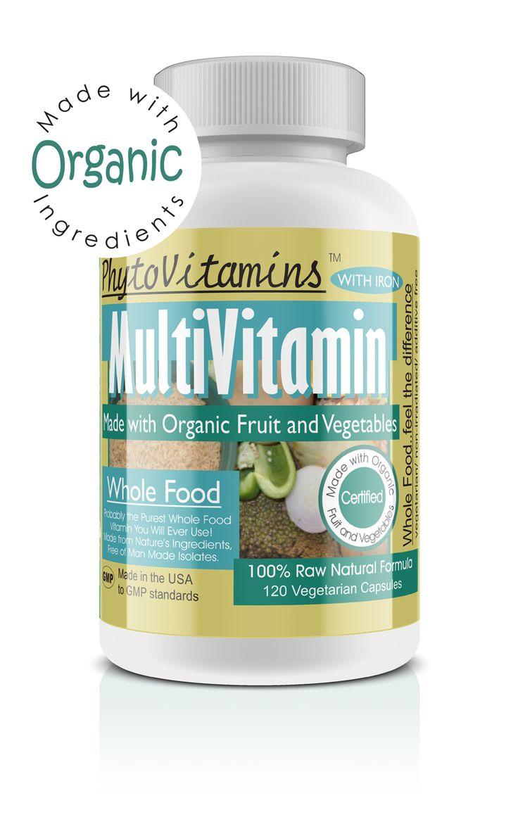 Phytovitamins Whole Food