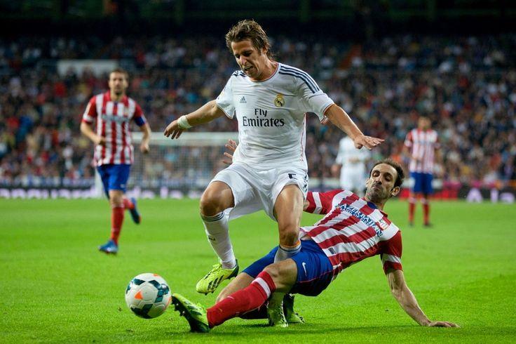 Реал Мадрид - Атлетико 14.09.2014
