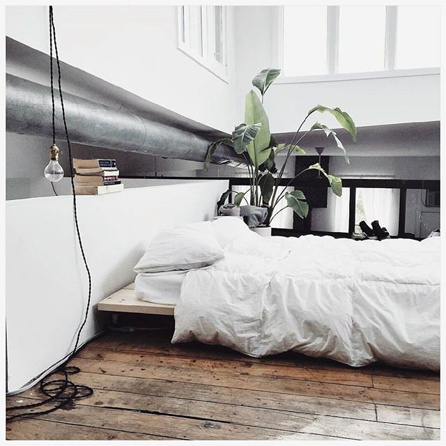 Wow! This is a great example of how to use low-line furniture in a space!