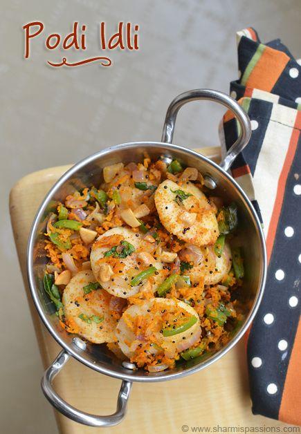 Spice & Veg-Mixture Idli Recipe - Easy Idli Varieties | Sharmis Passions