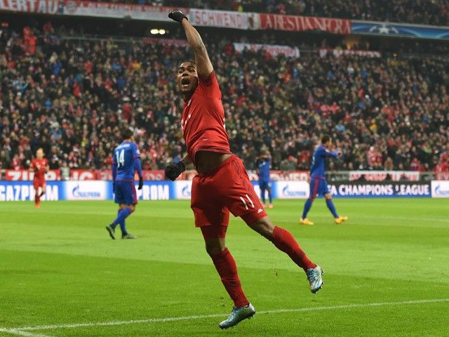 Douglas Costa pulls out of Brazil's Olympic squad