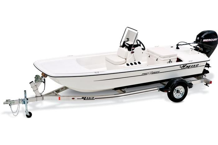 Mako Pro Skiff CC For Greg Pinterest Boating And - Blue fin boat decalsblue fin sportsman need some advice pageiboats