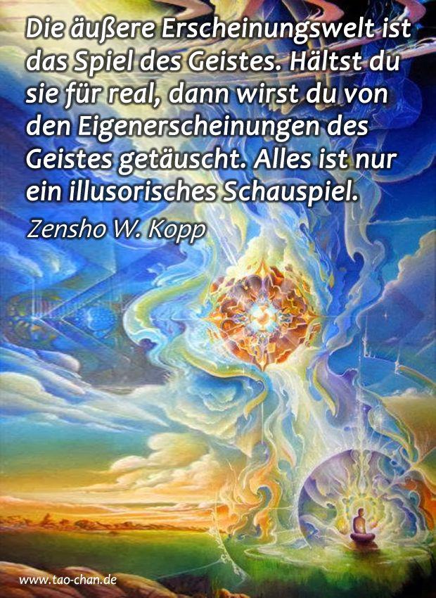 Zitat von Zen-Meister Zensho W. Kopp #zen #zenquotes #zenquote #zenmaster…