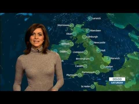 Lucy Verasamy ITV Weather 2016 12 02