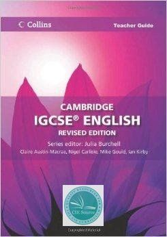 9780007520732, Collins Cambridge IGCSE English - Cambridge IGCSE English Teacher Guide – Revised Edition - CIE SOURCE
