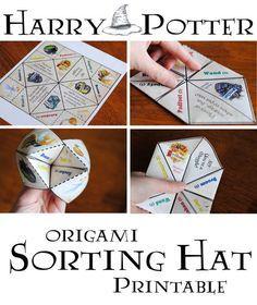 Una de mis cosas favoritas de las peliculas de harry potter es el sombrero sorteador y por eso me gusto mucho este pin. Pruebenlo!!!
