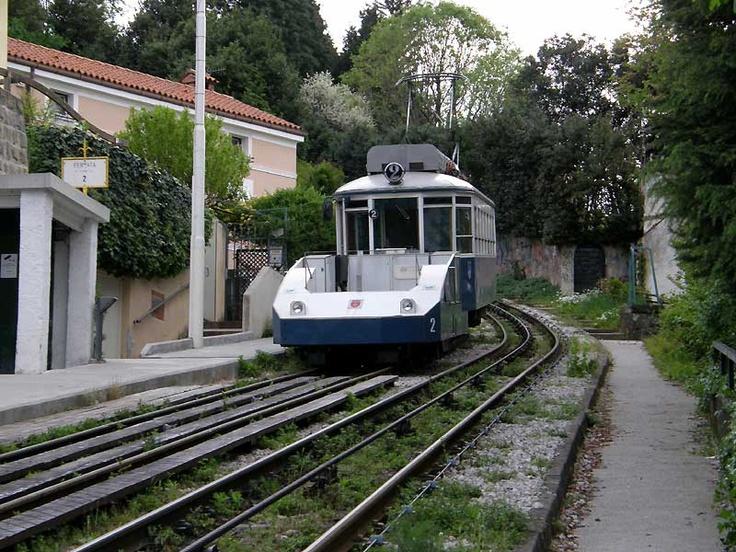 トリエステの路面電車 Trieste