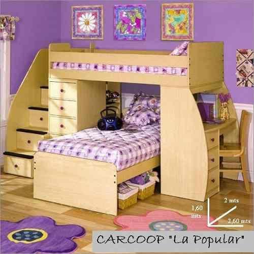 cama cabecera cajones