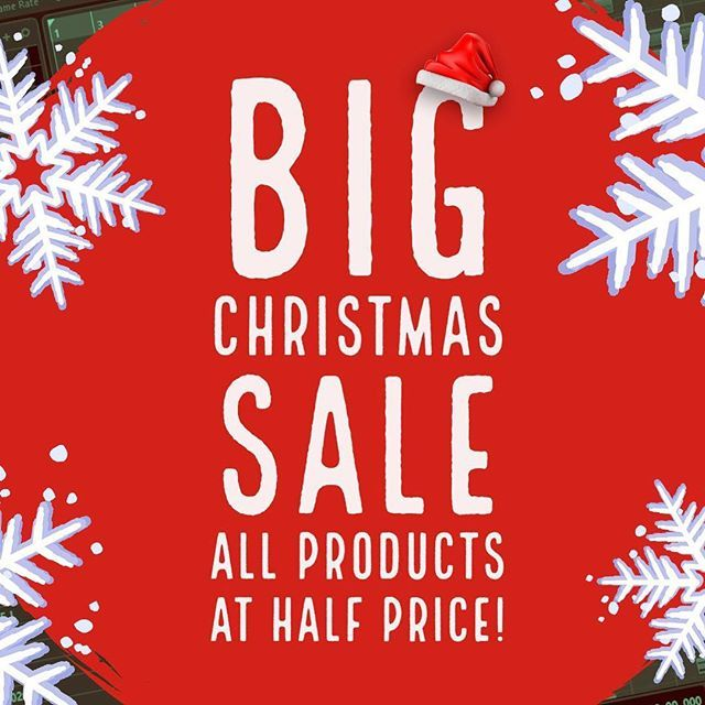 🎁BIG CHRISTMAS SALE 🎁 // All products at half price! ➡️ sellfy.com/developdevice ⬅️