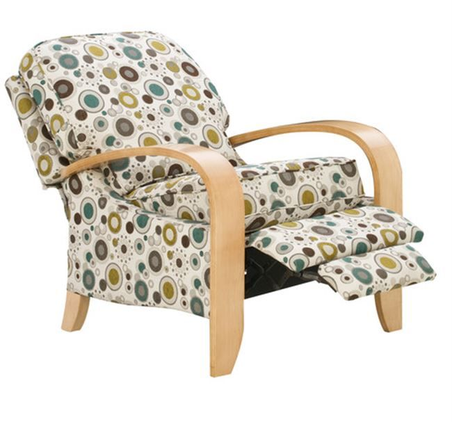 Sorrento Push Back Chair