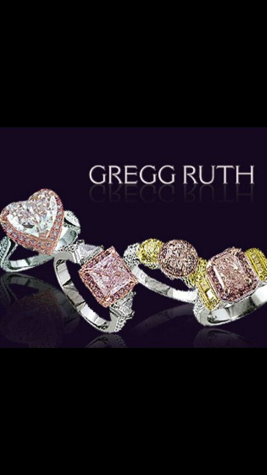important gregg ring precious rings color ruth