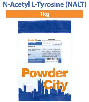 N-Acetyl L-Tyrosine Benefits, Dosage, Reviews   Powder City